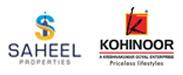 Saheel and Kohinoor Properties Logo