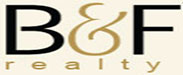 B&F Reality Logo