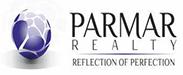 Parmar Reality Logo