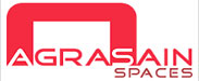 Agrasain Spaces Logo