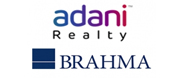 Adani Brahma Logo