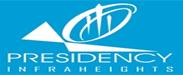 Presidency Infra heights Logo