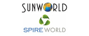 Sunworld & Spire World Logo