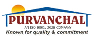 Purvanchal Construction Works Logo