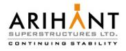 Arihant Superstructures Logo