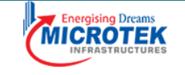 Microtek Infrastructures Pvt. Ltd. Logo
