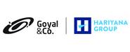 Goyal & Co | Hariyana Group. Logo