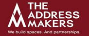 The Address Makers Logo