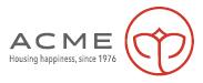 Acme Housing Logo