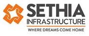 Sethia Infra. Logo