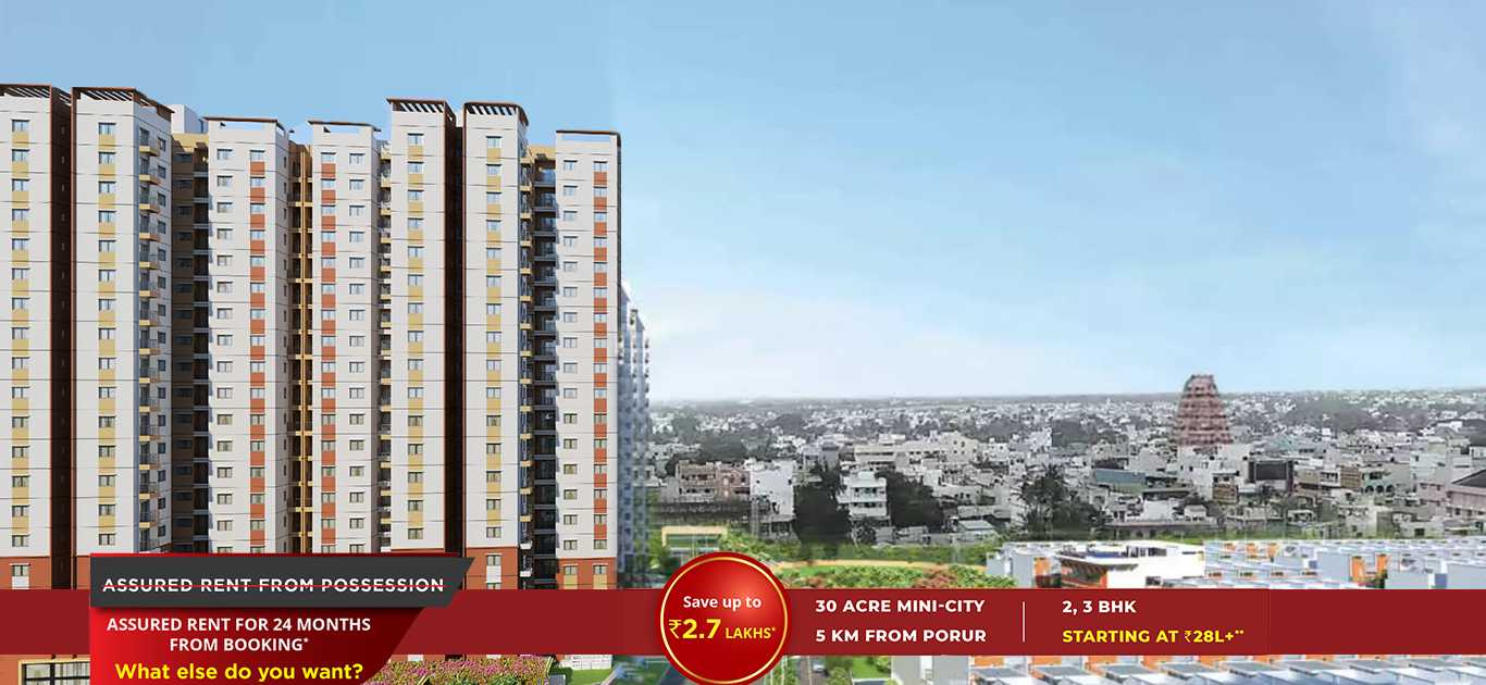 Shriram Divine City Image 1
