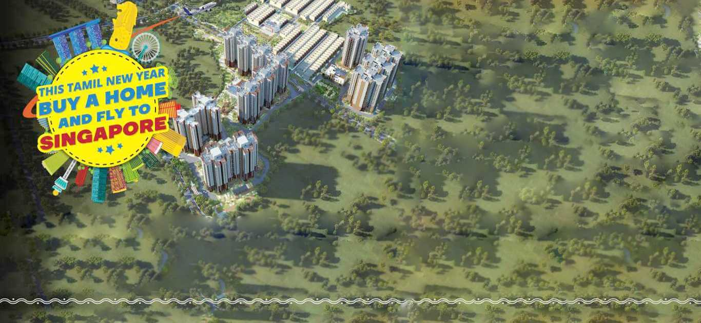 Shriram Divine City Image 1