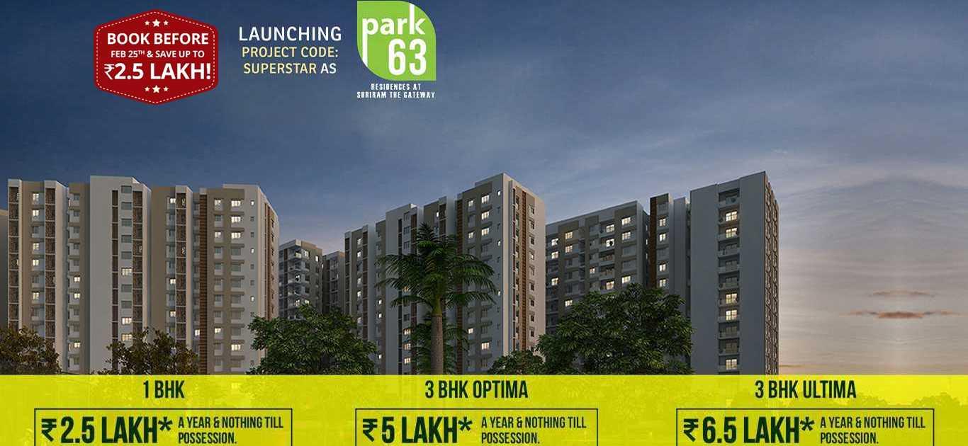 Park 63 by Shriram Properties Image 1