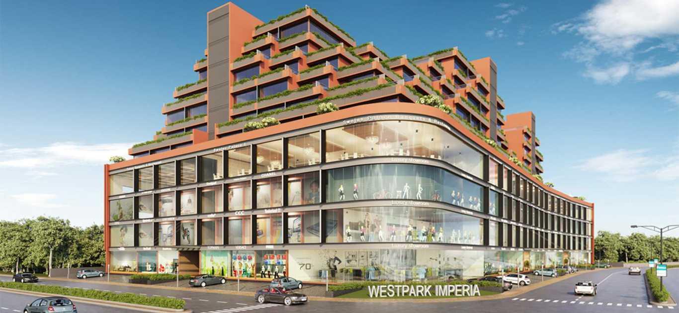 Westpark Imperia Image 1
