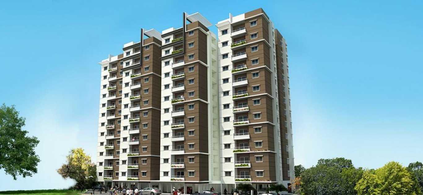 K Raheja Vistas Image 1