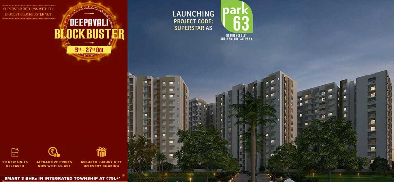 Park 63 by Shriram Properties Image 1
