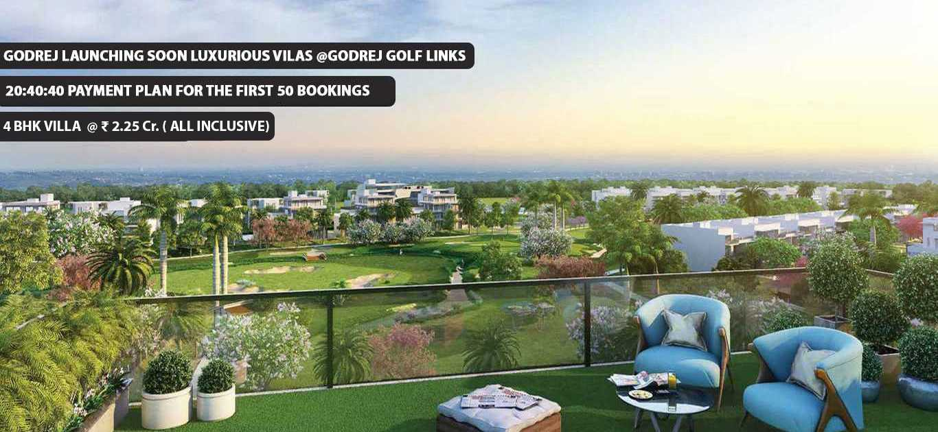 Godrej Golf Links Exquisite Villas Image 3