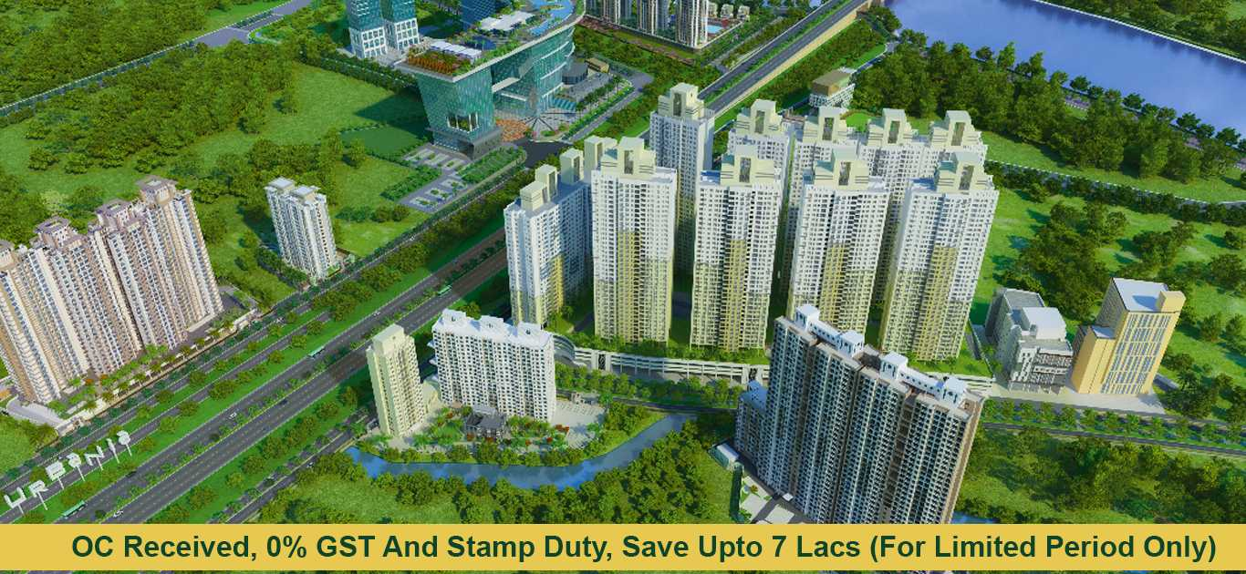 Rustomjee Urbania Image 1