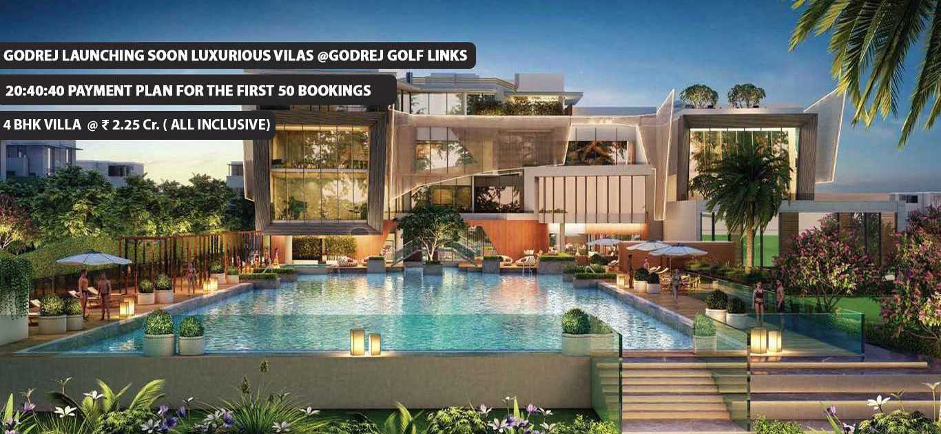 Godrej Golf Links Exquisite Villas Image 1