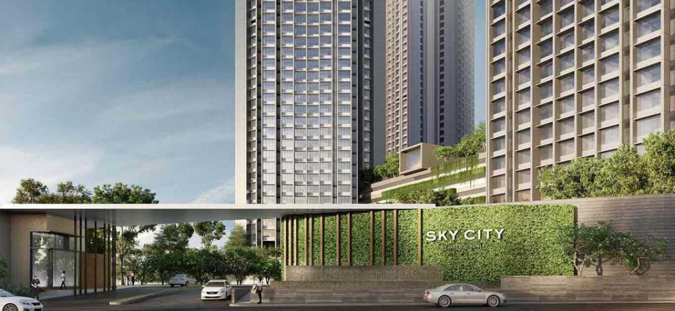 Oberoi Sky City Contact