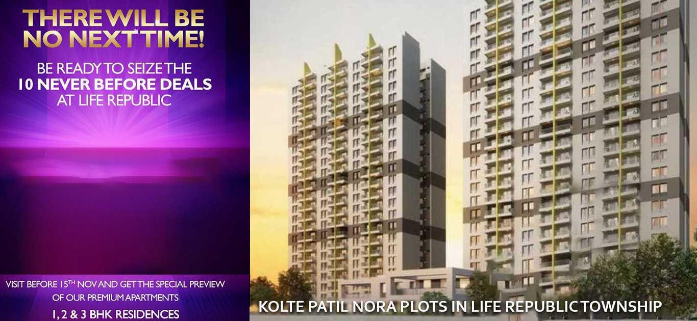 Kolte Patil Life Republic Image 1