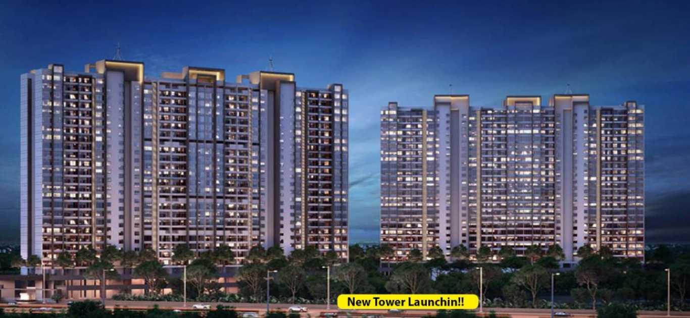 Paranjape Trident Towers Image 2