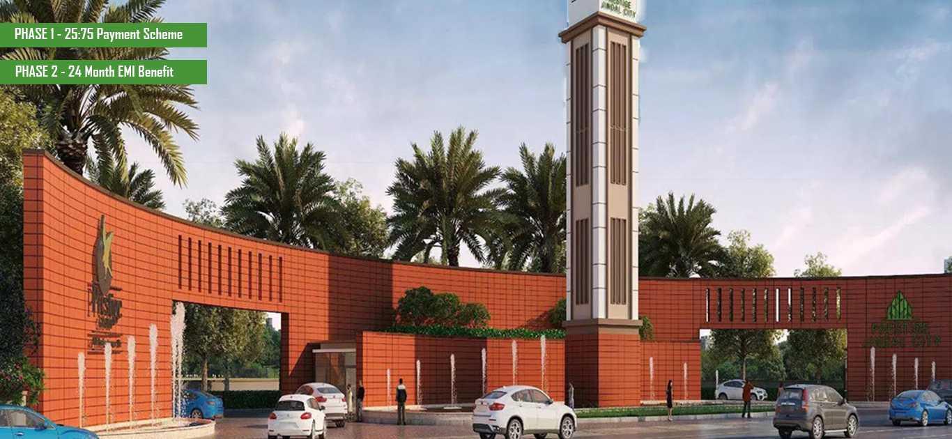 Prestige Jindal City Image 2