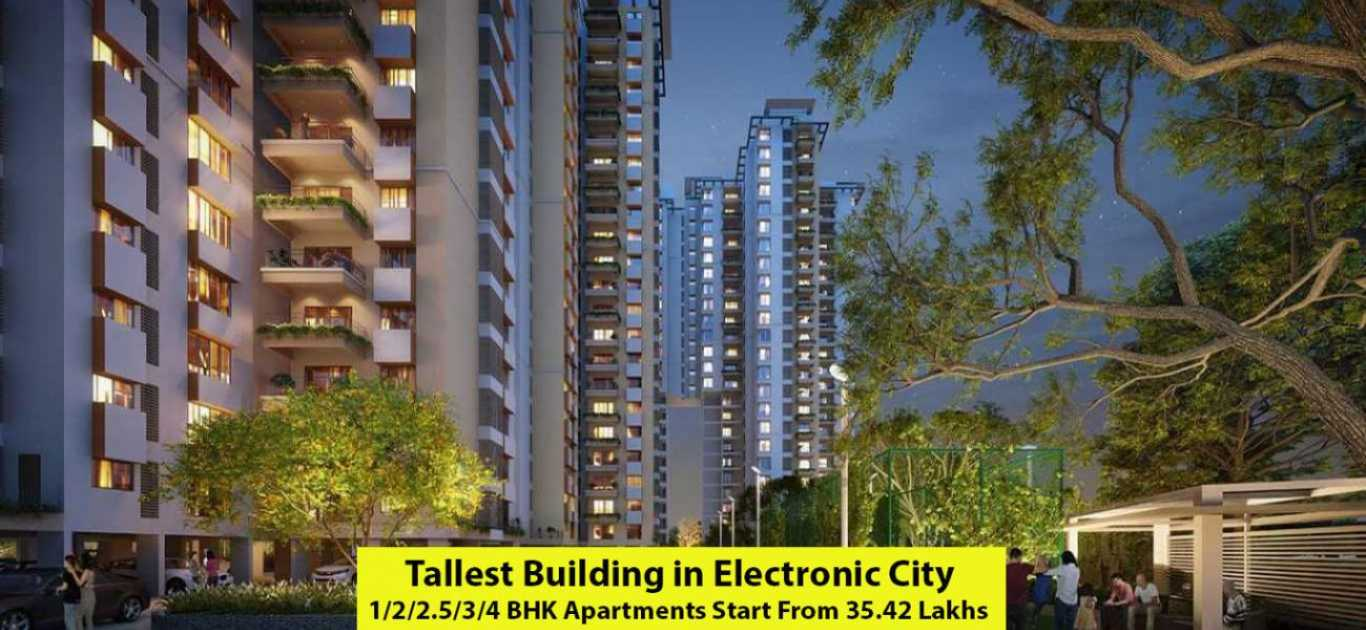 Kolte Patil iTowers Exente