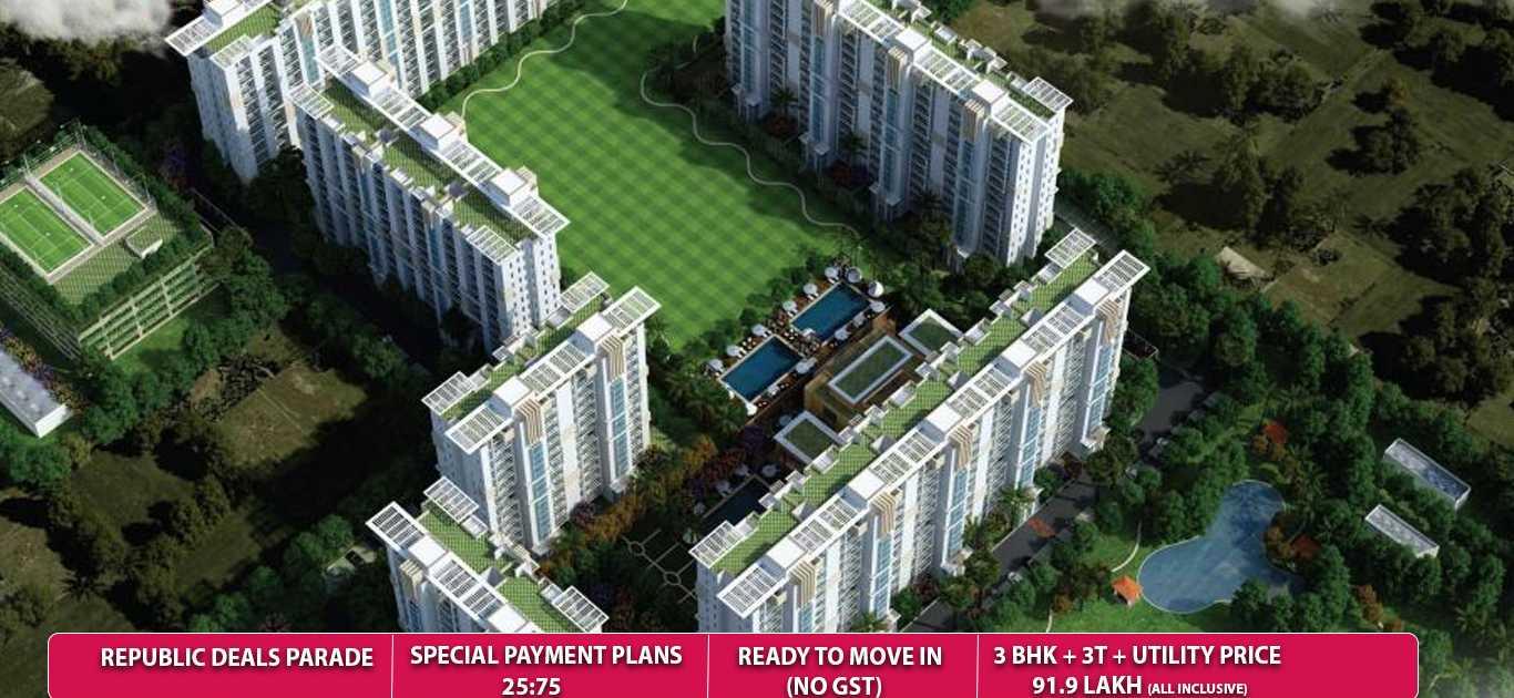 Emaar Gurgaon Greens Image 3
