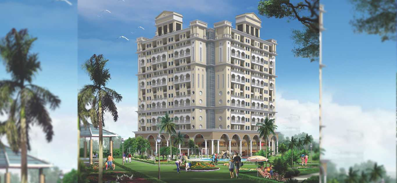 Purvanchal Royal City Image 3