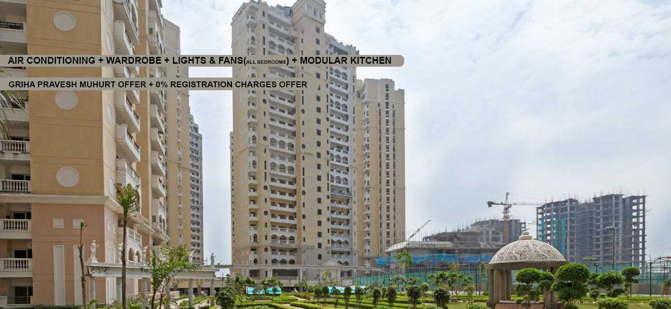 Purvanchal Royal City Image 1