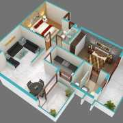 Signature Global The Millennia Floor Plan On Request 2 BHK