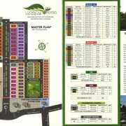 Wing Lucknow Greens Floor Plan 800 Sqft. Plots