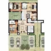 BPTP Monet Floors Floor Plan 3157 Sqft. Floor 351 sq. yrd. (GF)
