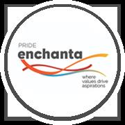 Pride Enchanta Project Logo