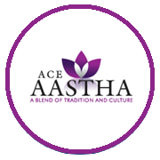 Ace Aastha Project Logo