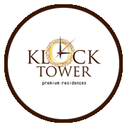 Ajnara Klock Tower Project Logo