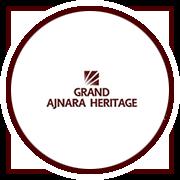 Ajnara Grand Heritage Project Logo