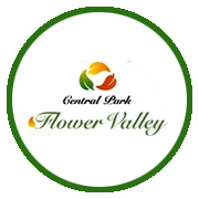 Central Park 3 Flower Valley Project Logo