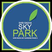 Shri Radha Sky Park Project Logo
