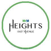 M3M Heights Project Logo