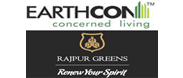 Earthcon Rajpur Greens Project Logo