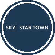 Skyi Star Town Project Logo