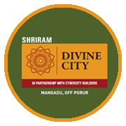 Shriram Divine City Project Logo