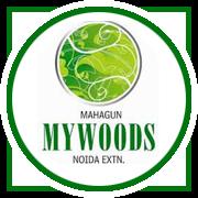 Mahagun Mywoods Project Logo