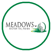 Mahagun Meadows Project Logo