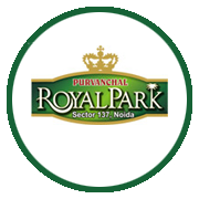 Purvanchal Royal Park Project Logo