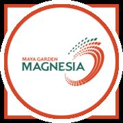 Maya Garden Magnesia Project Logo