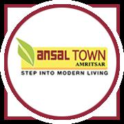 Ansal Town Amritsar Project Logo