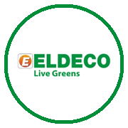 Eldeco Live by the Greens Project Logo